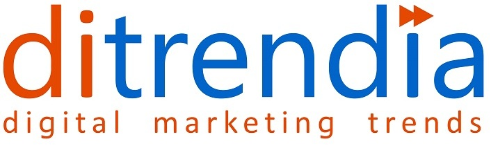 Logo de ditrendia - digital marketing trends