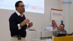 D. Antonio Cantalapiedra, Co-Fundador & DG España y Portugal, MY TAXI