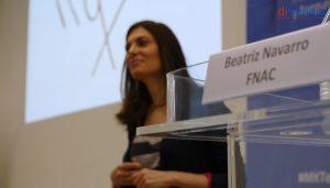 Dña. Beatriz Navarro, Directora de Marketing y Comunicación, FNAC