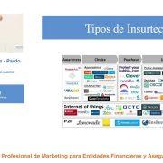 Ponencia sobre cómo las Insurtech van a reconfigurar el negocio de los seguros en el MKTefa