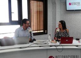 Fernando Rivero CEO ditrendia en Radio Internacional de España