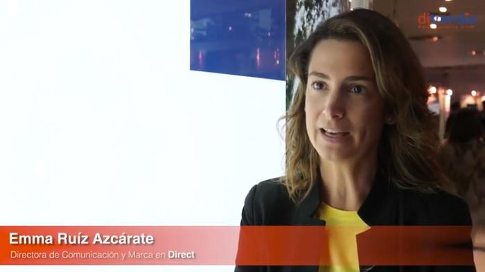 Testimonial de Emma Ruíz Azcárate de DIRECT SEGUROS
