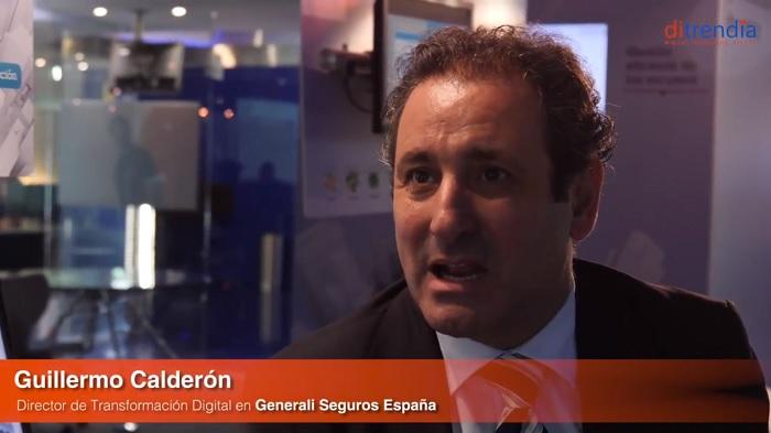 Testimonial de Guillermo Calderón de Generali sobre ditrendia