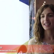 Testimonial de Susana Rojano Marketing Executive de American Express Card España sobre ditrendia