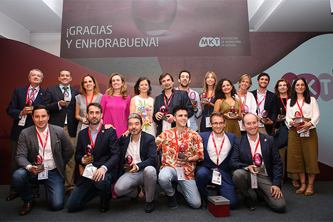 Ganadores Premios Nacionales de Marketing 2017