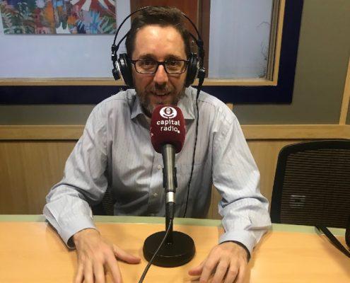Fernando Rivero en Capital Radio