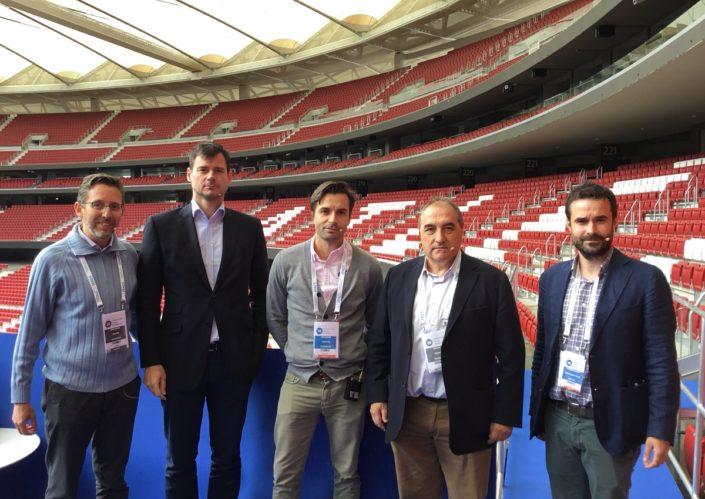 Smart Data Spain Summit 2018-Ponentes Mesa