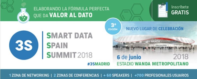 Smart Data Spain Summit 2018