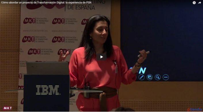 Cómo abordar un proyecto de Transformación Digital: la experiencia de PSN