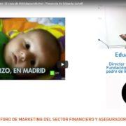 Redes sociales, influencers y celebrities - El caso de MédulaparaMateo - Ponencia de Eduardo Schell