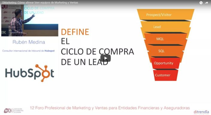 SMarketing: Cómo alinear bien equipos de Marketing y Ventas