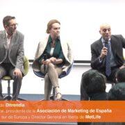 Bienvenida del 14 Foro de Marketing y Ventas para entidades financieras y aseguradoras MKTefa