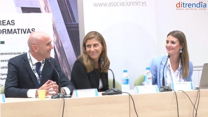 Panel de Expertos sobre Marketing e Innovación - María Alcolea, María Abreu y Joaquín Danvila