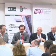 Bienvenida del 13 Foro de Marketing y Ventas para entidades financieras y aseguradoras MKTefa