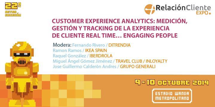 Expo Relación Cliente -Mesa CXA