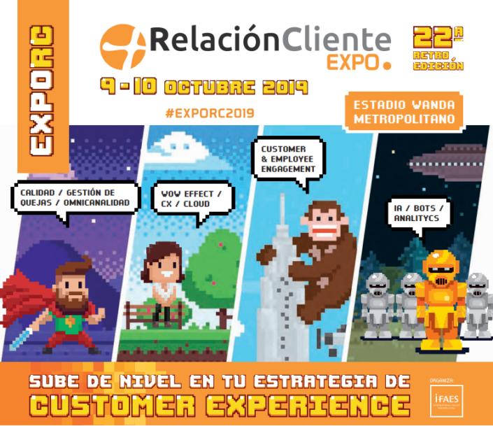 Expo Relación Cliente 2019