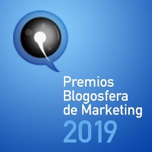 Premios Blogosfera de Marketing 2019