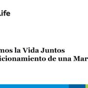 """Ponencia """"Exploremos la Vida Juntos: el reposicionamiento de una marca: el caso MetLife"""" por Patricia Jiménez, Directora de Marketing & Comunicación en España y Portugal de MetLife"""